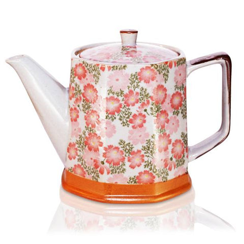 Pink Blossom Teapot - 'NEW'