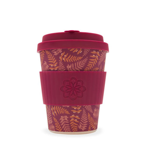 Bamboo Ecoffee Cups Medium - Assorted Colours