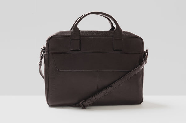 Leader Messenger Bag Cocoa