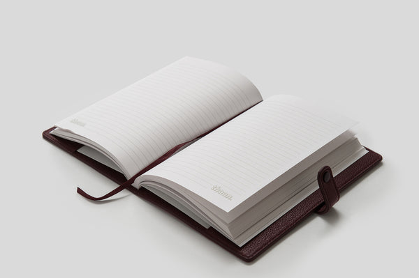 Founder Notebook Syrah - Personalised