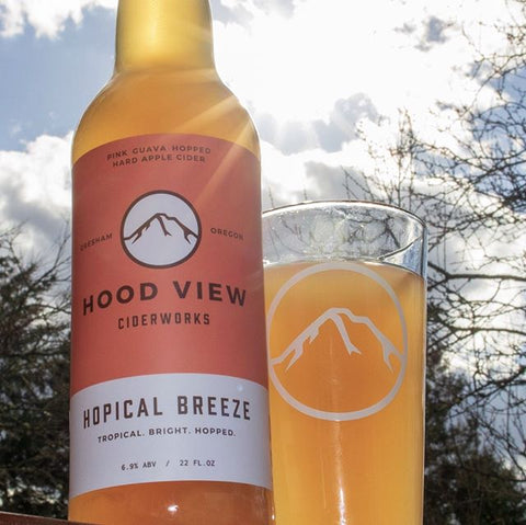 Hopical Breeze Cider