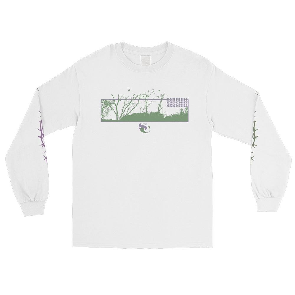 WHITE FOREST LONG SLEEVE