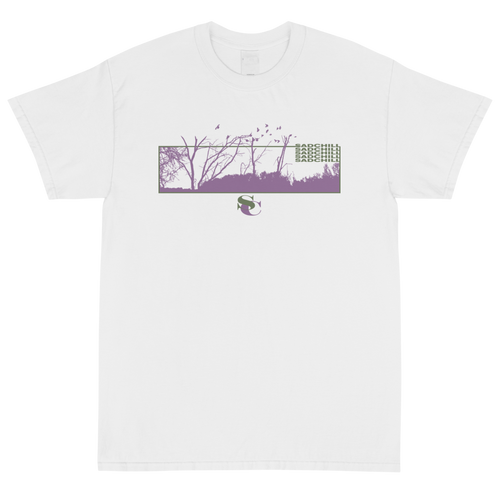 WHITE FOREST TEE