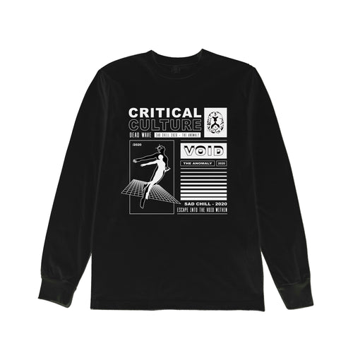 CRITICAL CULTURE LONG SLEEVE
