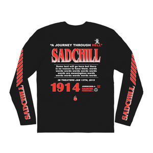 HAUNTED CHILL | LONG SLEEVE