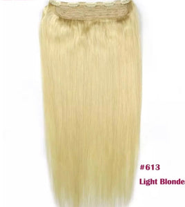 Brazilian Remy Human Hair Remy One Piece Clip - in