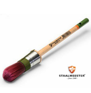 Staalmeester round brush