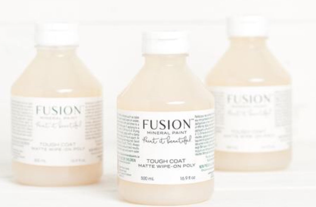 Fusion Finishes Tough Coat
