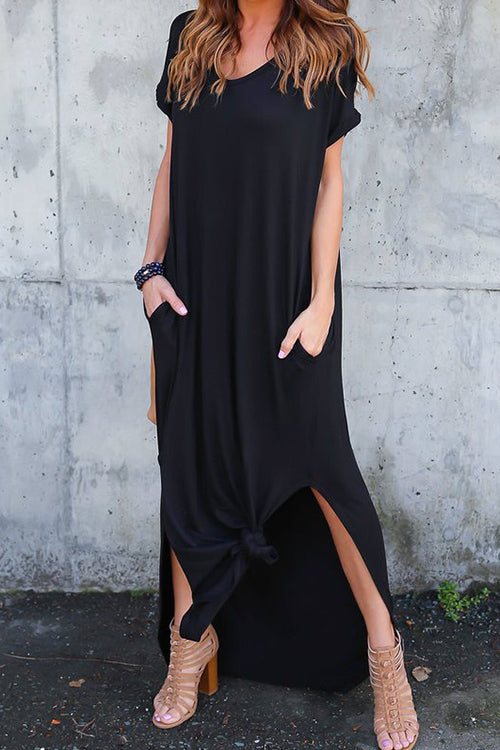 Dresslim See Me Pocket Maxi Dress