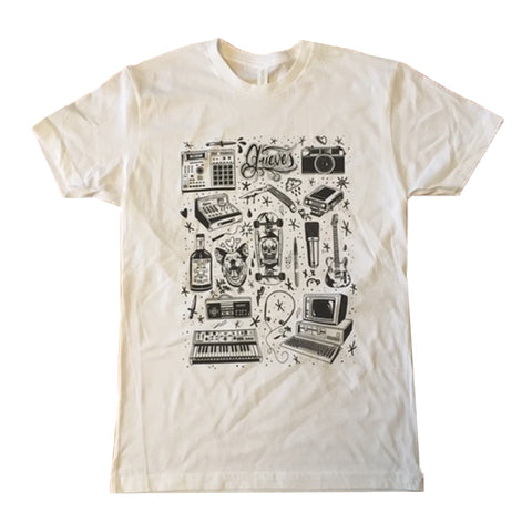 Collections of Mr. Nice Guy Tee