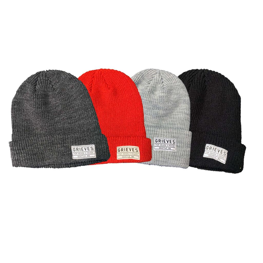 For Heads x Heads Beanie