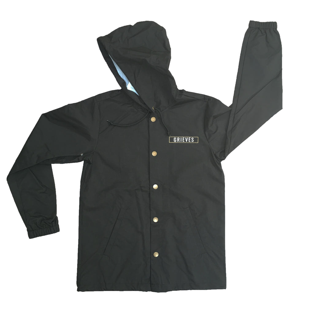 """Seattle"" Windbreaker"