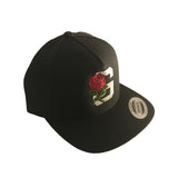 Rose Snap-back Hat