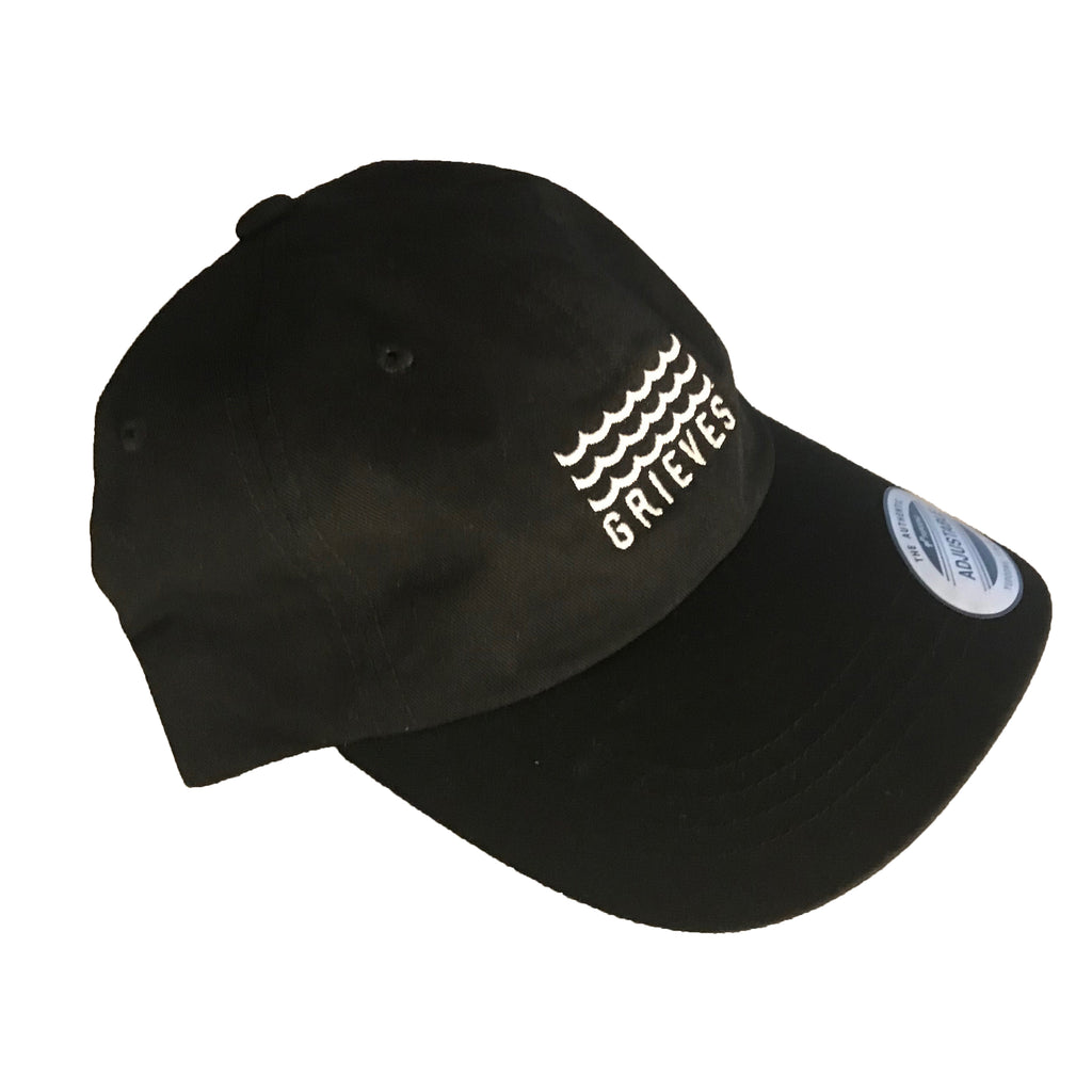 "Grieves ""Wave"" Polo Cap"