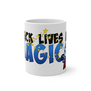 "| The USA Shop | ""✨Black Lives Are Magical AF✨"" - Color Changing Magic Mug"