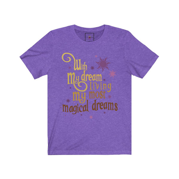 "| The USA Shop | ""A Tangled Dream"" - Adult Crew Neck Tee"