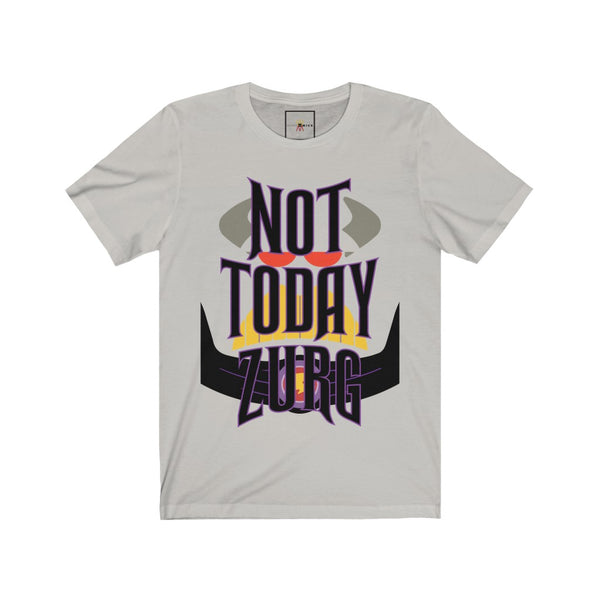 "| The USA Shop | ""Not Today Zurg"" - Adult Crew Neck Tee"