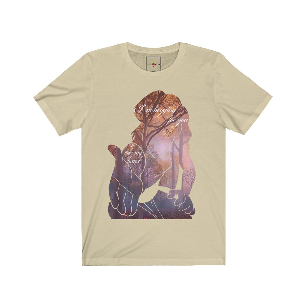 "| The USA Shop | ""Willow - Aladdin"" -  Adult Crew Neck Tee"