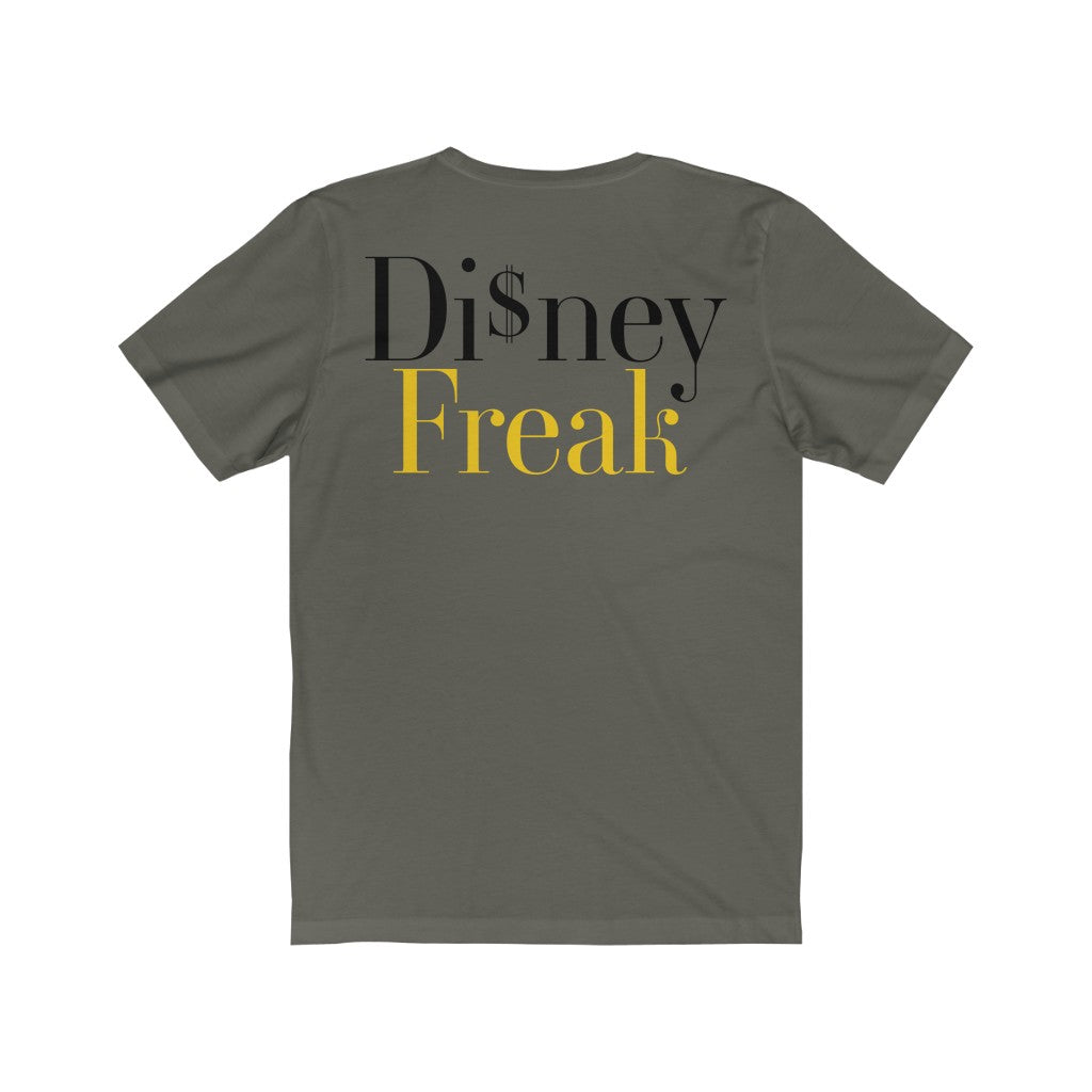 "| The USA Shop | ""Mickey Pretzels - David Rose"" - Adult Crew Neck Tee"