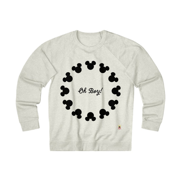 "| The USA Shop | ""Oh Boy!"" - Adult Sweater"