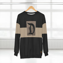 "Load image into Gallery viewer, ""D"" - Adult Sweater"