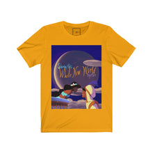 "Load image into Gallery viewer, ""A Whole New World"" - Adult Crew Neck Tee"