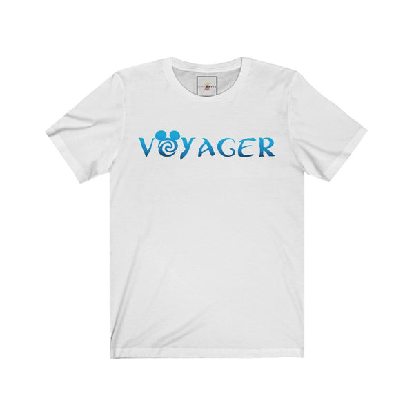 "| The USA Shop | ""Voyager"" - Adult Crew Neck Tee"
