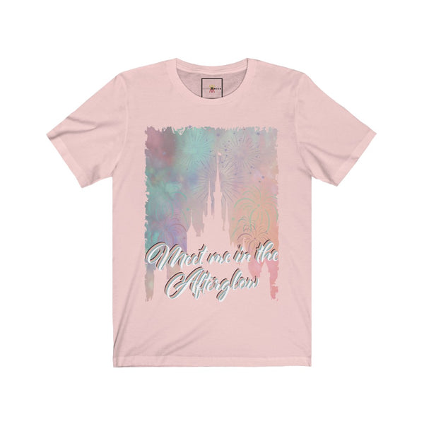 "| The USA Shop | ""Afterglow"" - Adult Crew Neck Tee"