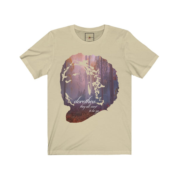 "| The USA Shop | ""Dorothea"" - Adult Crew Neck Tee"