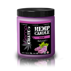 Hemp Candles - Hemp Winnipeg