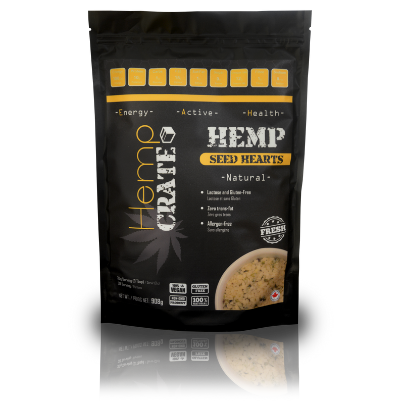 Hemp Seed Hearts - Hemp Winnipeg