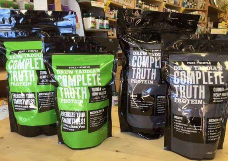 Complete Truth Protein with Maca - Hemp Winnipeg