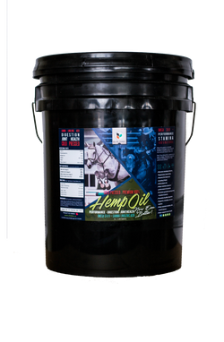 20 Litre Hemp Oil for Pets - Hemp Winnipeg