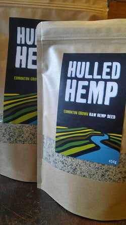 Hulled Raw Hemp Seeds - Hemp Winnipeg