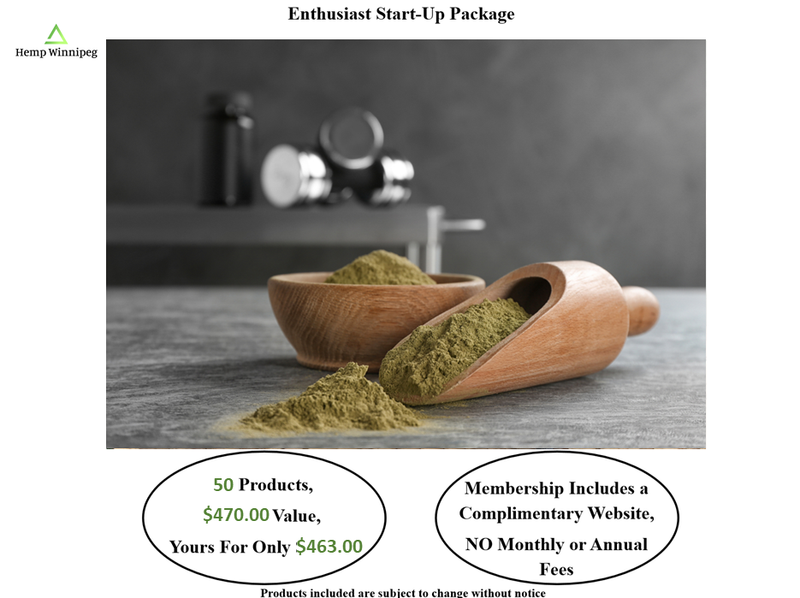 Hemp Enthusiast Business Opportunity Level 2