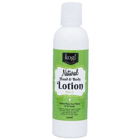 P.O.T. Hand & Body Lotion - Hemp Winnipeg