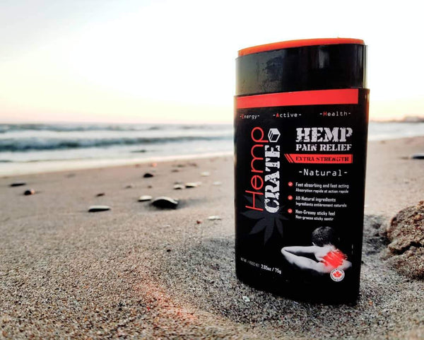 Extra Strength Pain Relief - Hemp Winnipeg