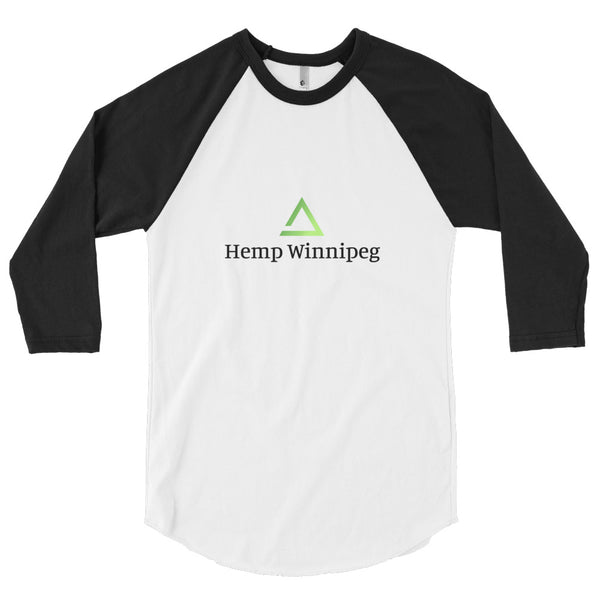 Hemp Winnipeg 3/4 sleeve raglan shirt