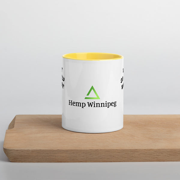 Hemp Winnipeg Mug with Color Inside