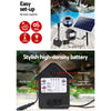 Gardeon Solar Powered Water Pond Pump 60W