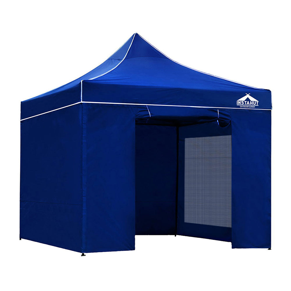 Instahut 3x3m Outdoor Gazebo - Blue