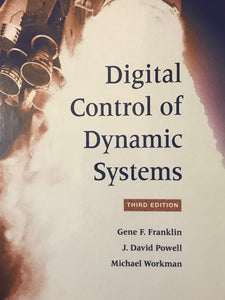 Digital Control of Dynamic Systems, 3rd Edition