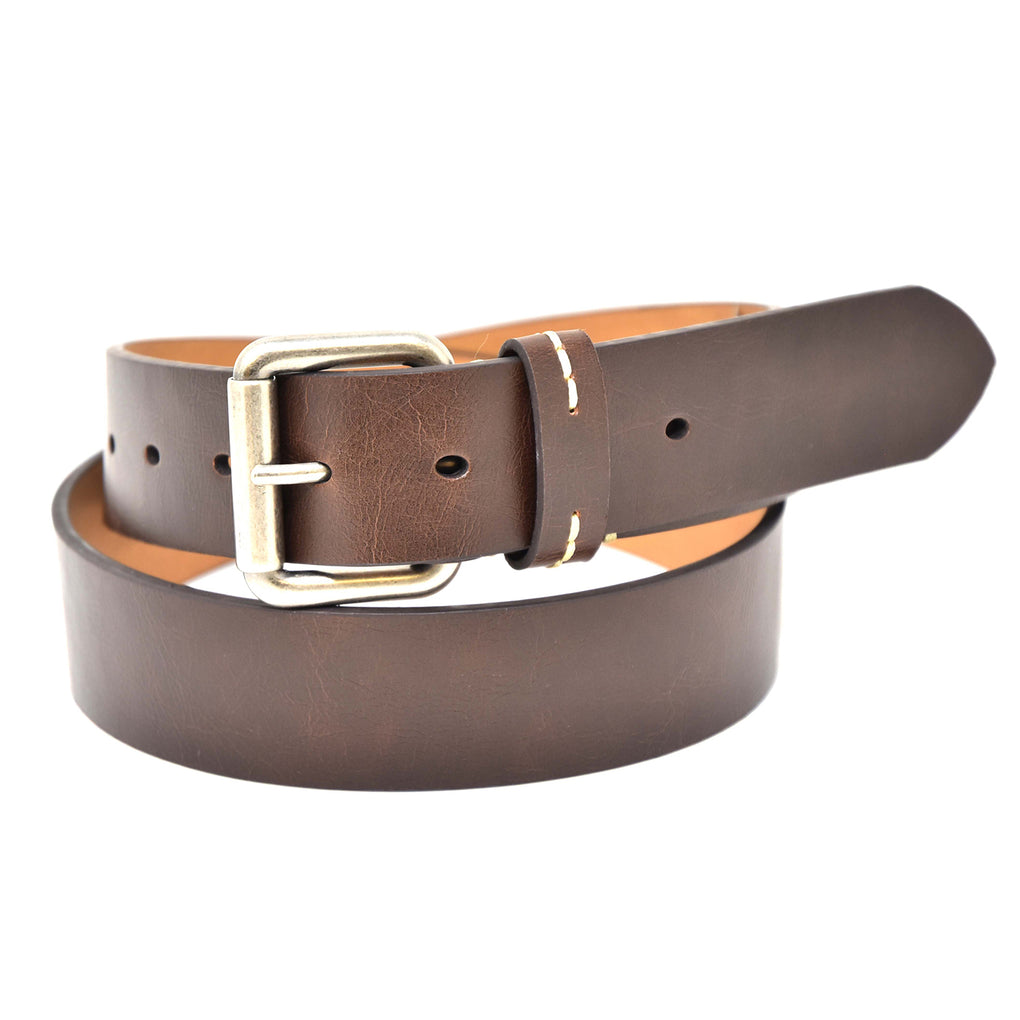 NYBC Dover Mens Belt Made in USA Casual Wear - New York Belt Corp