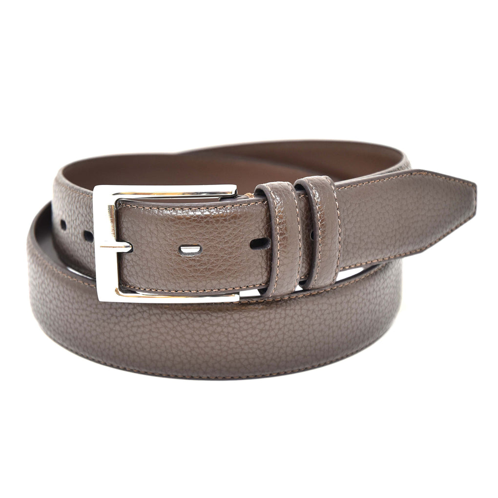 NYBC Fulton Mens Belt Made in USA Dress or Casual Wear - New York Belt Corp
