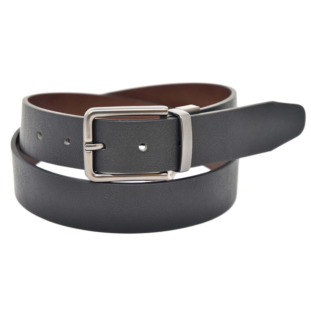 NYBC Watson Reversible Mens Belt Made in USA Casual Wear - New York Belt Corp