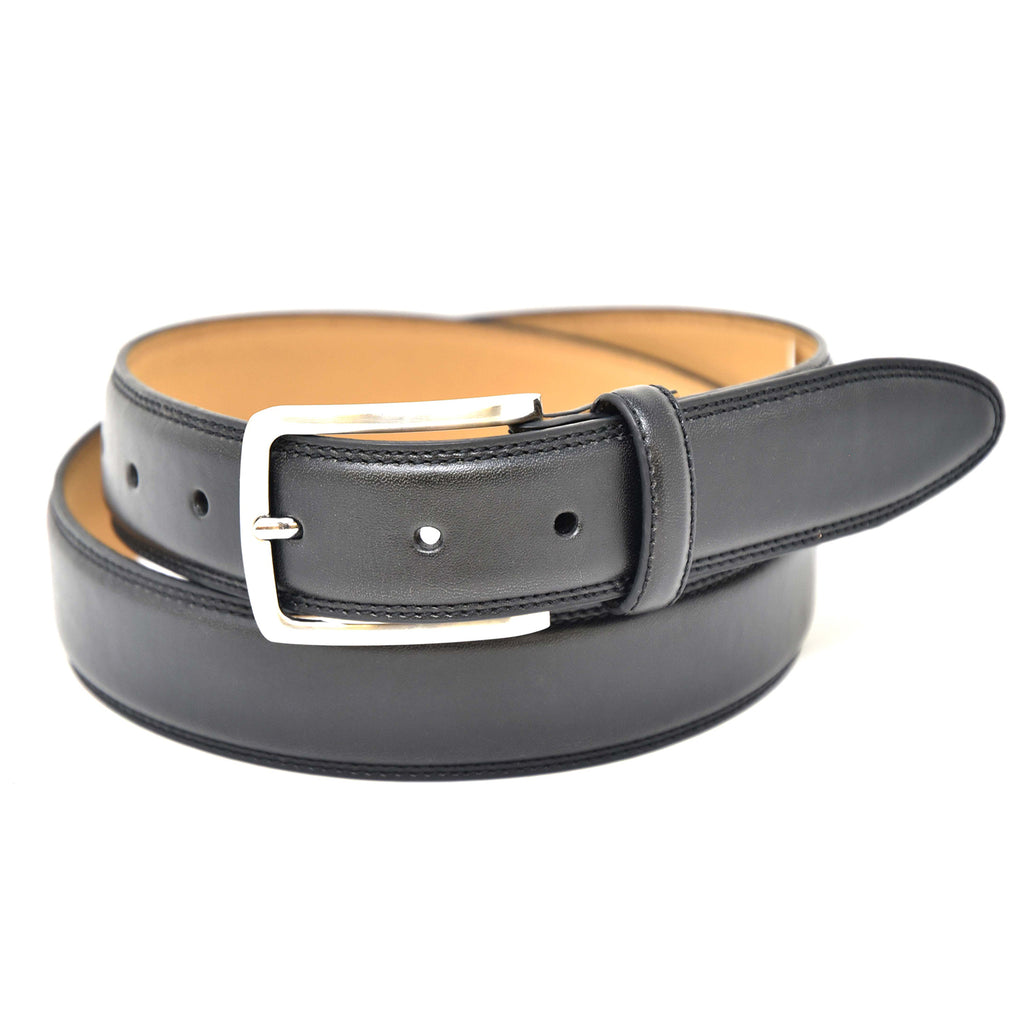 NYBC Victor Mens Belt Made in USA Dress or Casual Wear - New York Belt Corp