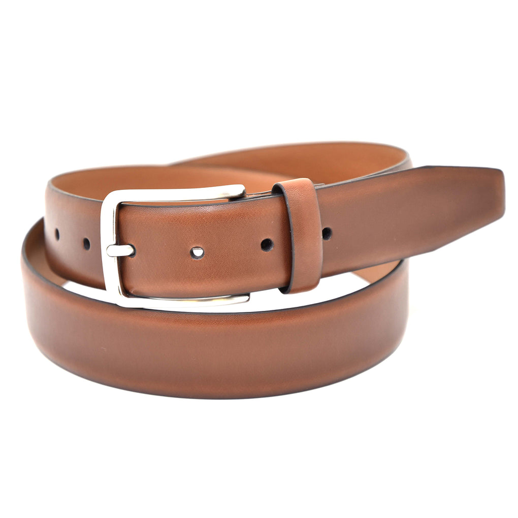 NYBC Wilton Classic Mens Belt Made in USA Dress or Casual Wear - New York Belt Corp