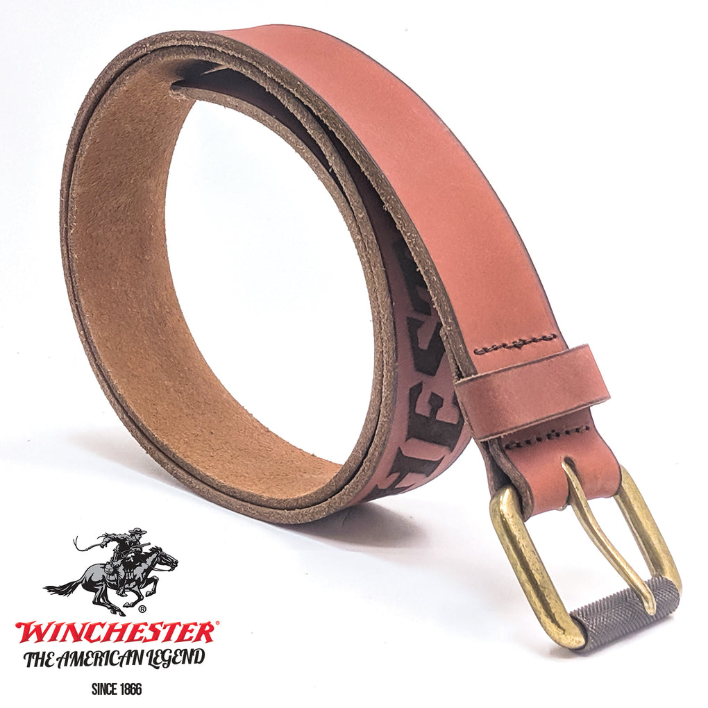 Winchester Laredo Design Mens Belt, 32, 34, 36, 38, 40, 42, 44