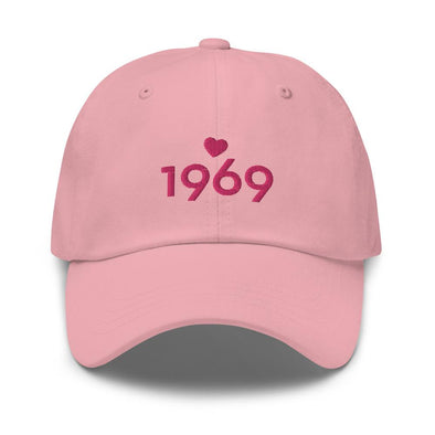1969 Love Babe Cap - Alt Pronouns, Inc.