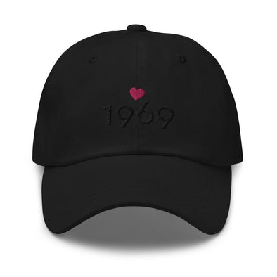 Love 1969 Babe Cap - Alt Pronouns